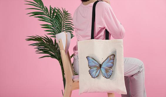 Shine Like Me Cloth Bag