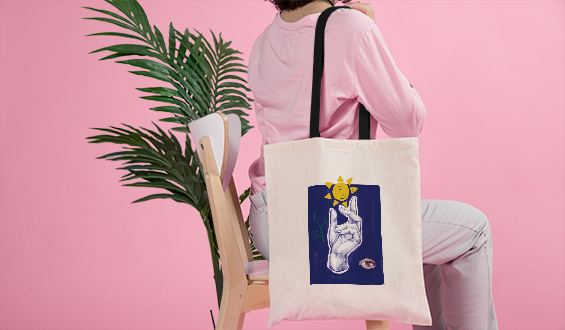 Sun Cloth Bag