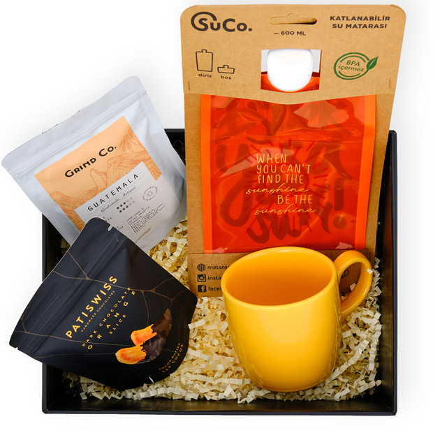 Hello Sunshine Gift Box