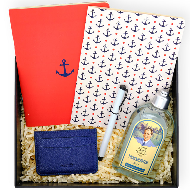 New Business Gift Box for Man