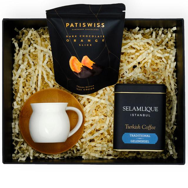 Premium Coffee Enjoyment Gift Box