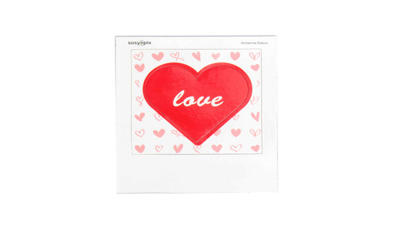 Love Magnet - 3 Pcs