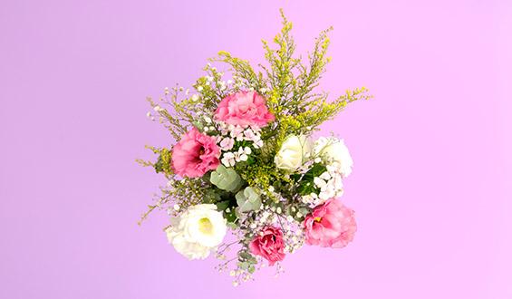 Spring Cocktail Flower Bouquet