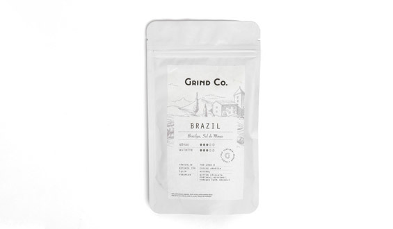 Grind Co. Brazil Filtre Kahve