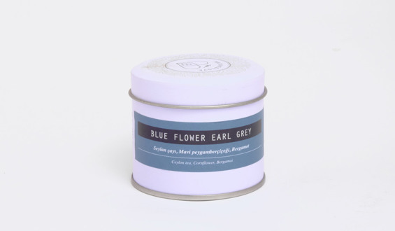 Nature & Love Blue Flower Earl Grey Çay