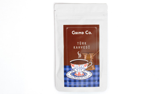 Grind Co. Türk Kahvesi