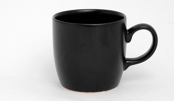 Siyah Seramik Kupa