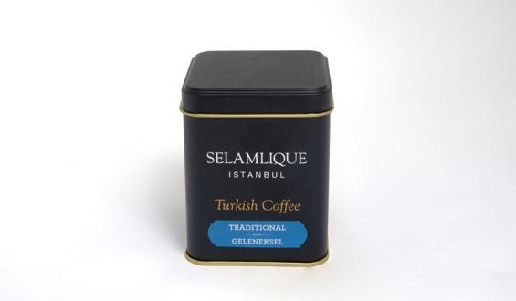 Selamlique Geleneksel Türk Kahvesi