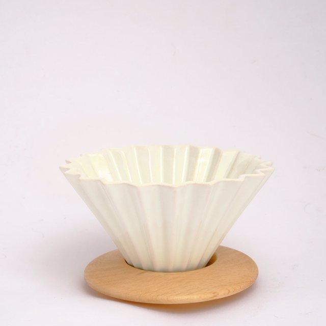 Origami Dripper Beyaz