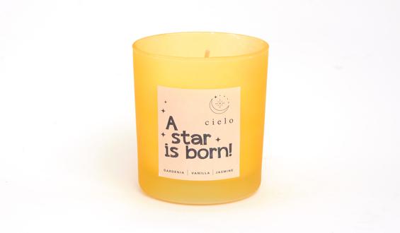 Cielo - A Star is Born Mum