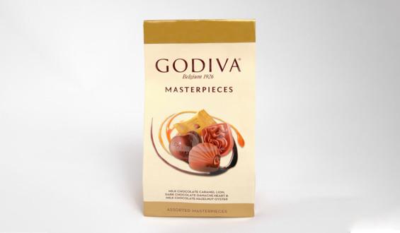 Godiva Masterpieces Karışık Çikolatalar Paketi