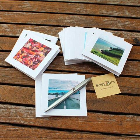 Greeting Cards - 12 Pcs.