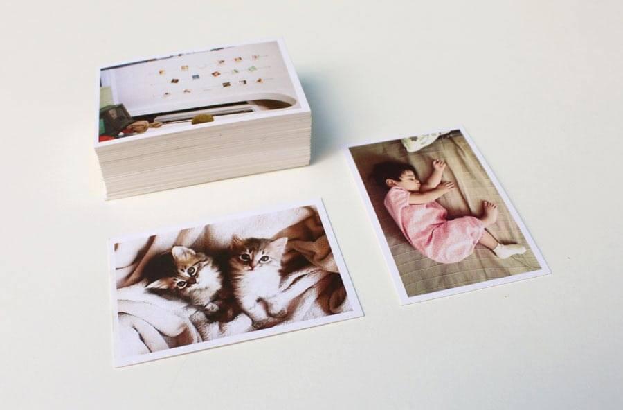 Mini Classic Print - 70 Pcs.